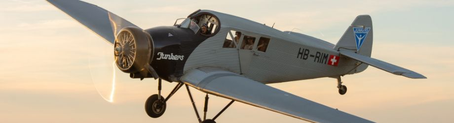 100 Jahre Junkers F 13