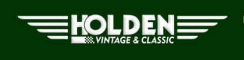 Holden Vintage and Classic Ltd