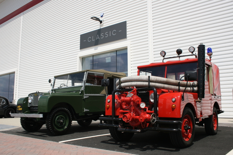 Jaguar Land Rover Classic Works5